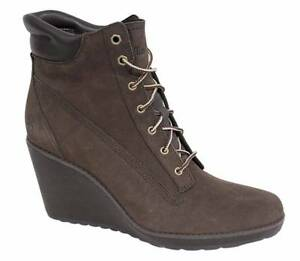 Brand New Timberland Wedge Boots Ngunnawal Gungahlin Area Preview