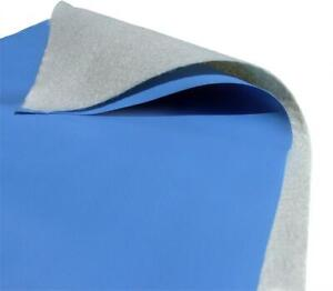 NEW Blue Wave 12-Feet x 20-Feet Oval Liner Pad for Above Ground Pools Condtion: New, 12-Feet X 20-Feet