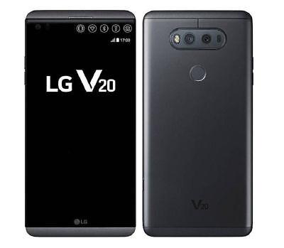 New Overstock VS 995 LG V20 VS995 - 64GB - Titan (Verizon) Smartphone Black