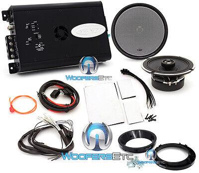 Arc Audio Mpak6 Motorcycle Audio Kit Ks125 2 Amplifier Moto602 Amp Wire Harness