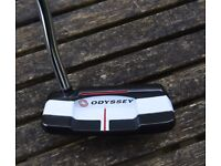 Odyssey O-Works 1 Wide SS Pistol Putter