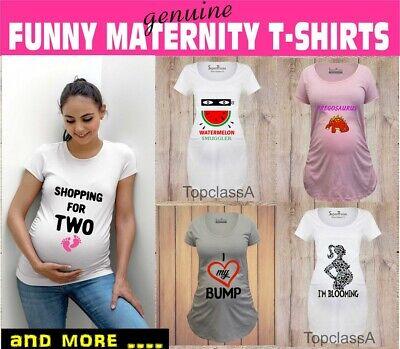 Mama Maternity T-shirt (Maternity Pregnancy Shirts Mama Bear Watermelon Bump Pregnant Funny T-Shirt Tee)