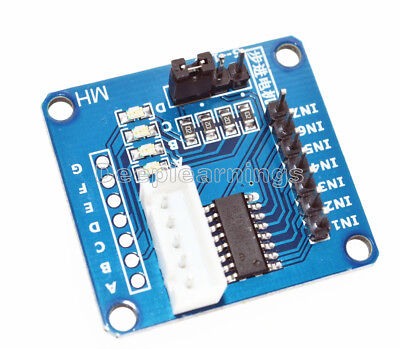 Uln2003 Stepper Motor Driver Bore Test Module Dc5v For Arduino Avr Smd