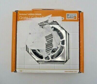 Schluter-Kerdi Drain Grate & Frame 4