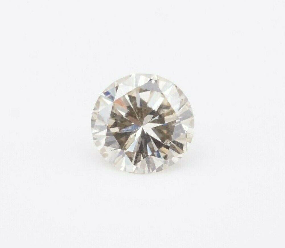 GIA Loose RBC Round Brilliant Cut Natural Diamond TLB SI2 1.2 carats No Flo G014