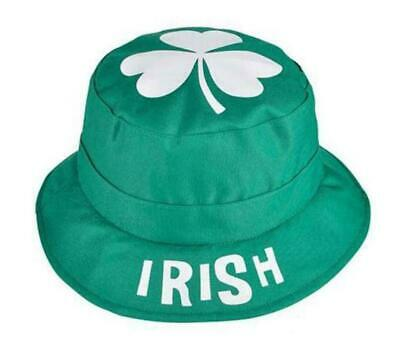 St. Patrick's Day Irish Bucket Hat Unisex One Size Fits Most St. Patty's Day - St Pattys Day Hat