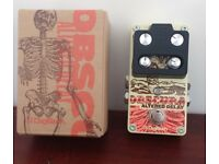 Digitech Obscura Altered Delay, excellent condition, boxed