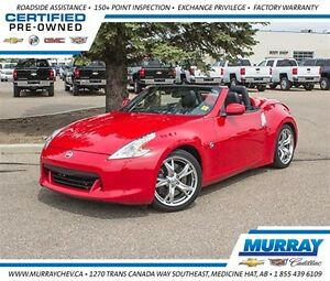 2010 Nissan 370Z Touring *Leather *Convertible *Bose Sound