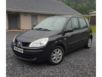 Renault Scenic 1.5 Dci full services history and timing belt and waterpump don!!