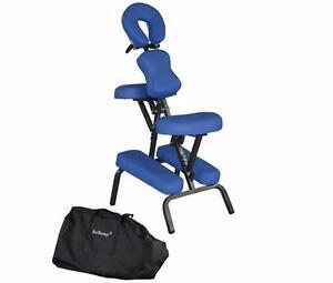 Chaise de massage portable Nouvelle mousse 4 pouces