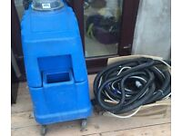 Craftex Grace 70L carpet cleaning machine £400