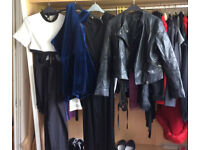 Womens Assorted Clothes Items