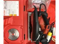 Hilti 110v wsc 265 circular saw