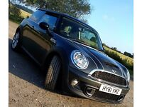 Mini Cooper S 2011. Eclipse Grey Low Mileage. 2 owners from new.