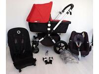 Bugaboo CAMELEON 3rd Generation Package! Could easily pass as NEW!!