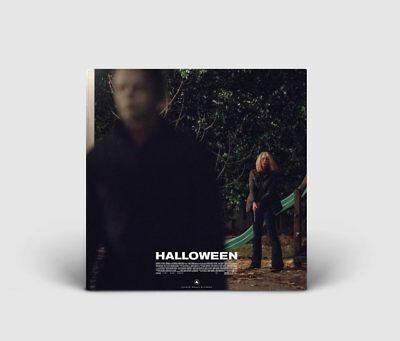 John Carpenter Halloween OST ORANGE VINYL LP Record! soundtrack 2018 movie! NEW!