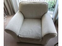 Beige M&S Arm Chair FREE