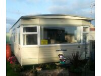 Static Caravan - Lake District Carnaby 30' x 12'. Double Glazed. Insulated. Reupholsted