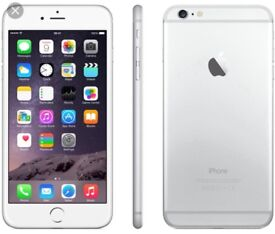 Apple IPhone 6 Plus Unlocked Silver