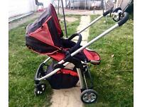 Icandy pram excellent condition slough pickup