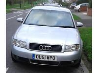 2002 AUDI A4 1.9 TDI SE 130 BHP PD