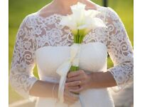Wedding Dress Medium Size