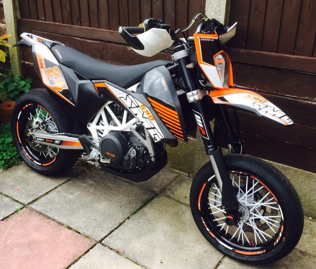 ktm 690 smc new build in haydock merseyside gumtree. Black Bedroom Furniture Sets. Home Design Ideas