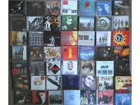 305 CD COLLECTION, THE SMITHS LED ZEPPELIN BEATLES PINK FLOYD AND MANY MORE