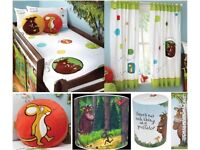Gruffalo bedroom set