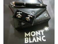Mont Blanc Christmas Gift Set.