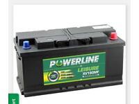 Leisure battery 90AH