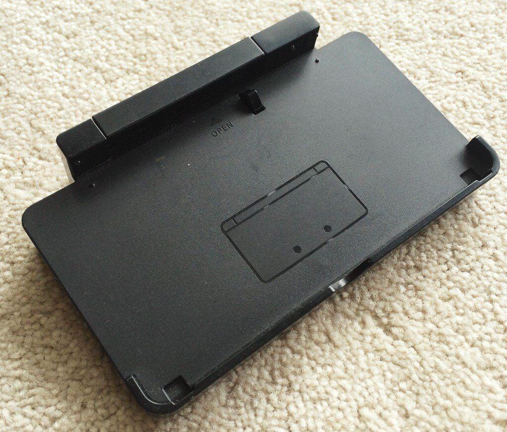 GENUINE OFFICIAL NINTENDO 3DS CHARGER DOCKING STATION CRADLE