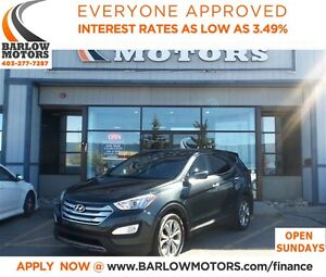 2013 Hyundai Santa Fe Sport 2.0T*EVERYONE APPROVED* APPLY NOW DR