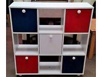 NEW Lovely Bright 3 x 3 Storage Unit
