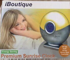SUNRISE CLOCK