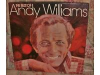 Andy Williams The Best Of Readers Digest 6 LP BOX Set