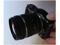 Panasonic Lumix GF5 (Micro four-thirds compact systems camera)