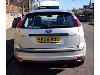 Ford Focus 2006, 2 owners from new, MOT'd till Jan 2018 and 2 keys