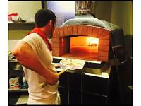 Wood/gas fired oven for sale.