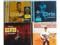 Elvis CD's