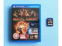 Mortal Kombat PS Vita Playstation PSV