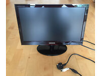"""Samsung SyncMaster P2250 22"""" inch PC Screen Monitor with cables"""