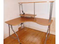 Office Workstation Corner Desk - Excellent Quality