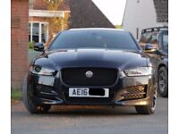 Stunning Black XE R Sport 2 ltr D Jaguar
