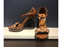 Ralph Lauren Collection High Heel Shoe For Sale