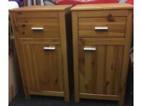 Bedside Units- great condition