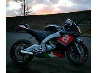 Aprilia RS4 50 50cc Learner Legal Bike For 16 Year Olds