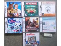 26 Nintendo ds games