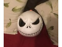 NIGHTMARE BEFORE CHRISTMAS TIM BURTON BISCUIT JAR