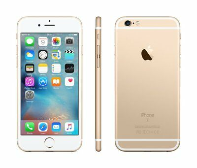 New Apple iPhone 6s 64GB Factory Unlocked ios Smartphone A1688 CDMA + GSM Gold